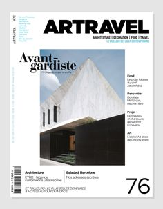 ARTRAVEL 76 COVER / www.artravelmagazine.com