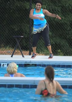Adding water to your workout: Aqua Zumba, water aerobics offer exercise alternatives http://www.gastongazette.com/lifestyles/health/adding-water-to-your-workout-1.192870