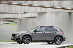 Mercedes-Benz GLA 250 4MATIC (X156) [Fuel consumption combined: 6,6-6,5 (l/100 km) CO2 emission combined: 154-151 g/km] #mbhess #mbcars #mbgla