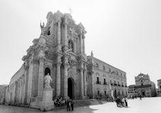 Atrapados por la imagen: Piazza del Duomo de Siracusa - Carlos Costamagna