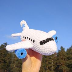 Toys Patterns awesome CROCHET AIRPLANE PATTERN - Amigurumi pattern aircraft toy - Crochet stuff plane toy pattern - Crochet gifts for boy - Plush transport Crochet Patterns Amigurumi, Knitting Patterns, Knitting Toys, Toys For Boys, Kids Toys, Marker, Cute Toys, Crochet For Kids, Boy Crochet