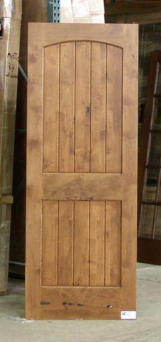knotty alder doors rustic wood interior61 wood