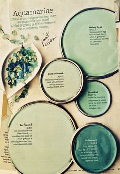 Love these hues Paint Color Palettes, Paint Color Schemes, Interior Paint Colors, Paint Colors For Home, Wall Colors, House Colors, Living Room Colors, Colorful Interiors, Colorful Decor
