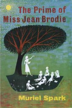 "The Prime of Miss Jean Brodie - A slender novel but far from flimsy, The Prime of Miss Jean Brodie enrolls the reader at Edinburgh's fictional Marcia Blaine School for Girls under the tutelage of one Jean Brodie, a magnetic, unconventional instructor whose favorite pupils—""the Brodie set""—are set apart from the rest of the student body by their superior attitudes and their intellectual awareness.  #literature #books"
