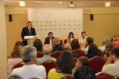 Tomada de Posse dos Novos Órgãos do PSD de Seia, com a presença de José Matos Rosa - 9 de setembro de 2014.