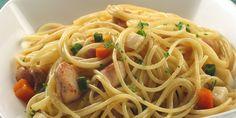 Piletina s medom Coolinarika Vitamin D, Pasta Recipes, Poultry, Spaghetti, Vegetarian, Healthy Recipes, Chicken, Ethnic Recipes, Food