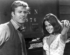 "Robert Redford and Natalie Wood, I loved them in ""Inside Daisy Clover"" and ""this Property is Condemned"""