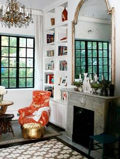 room design by Genevieve Gorder