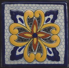 Spanish Tile - kitchen backsplash??