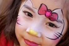 pintacaritas on pinterest face paintings simple face painting and. Black Bedroom Furniture Sets. Home Design Ideas