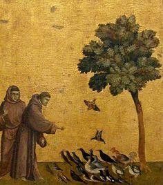 Giotto (1267 - 1337), peintre florentin, Musée du Louvre
