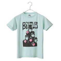 BOHEMIANS(ボヘミアンズ)×横尾 忠則 Beatles S/S Tee rumors MEN Tシャツ ショートスリーブ