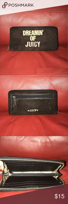 Juicy Couture wallet brown Juicy Couture wallet Juicy Couture Bags Wallets