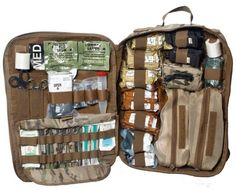 Prepping Supplies: The Medical Bag