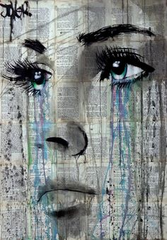 "Saatchi Art Artist LOUI JOVER; Drawing, ""eternity"" #art"