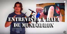 Entrevista a Rafa de Mundodron