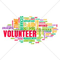 volunteering is magical. once you try it your perception of the world changess. try it. and be enlightened.
