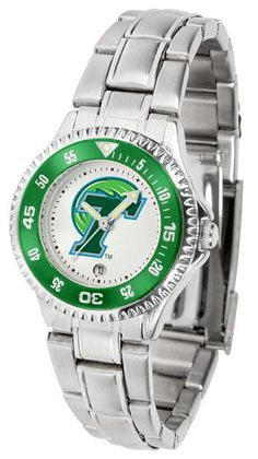 Tulane University Green Wave - Competitor Ladies Steel