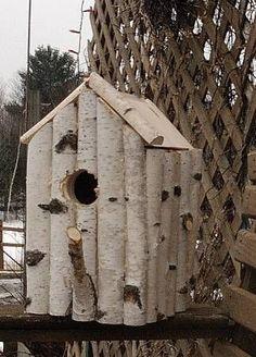 Liebst du auch Vögel im Garten? Dann mach eines dieser tollen Vogelhausideen! - Seite 2 von 9 - DIY Bastelideen