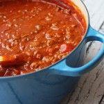 Sauce à spaghetti de Fernande