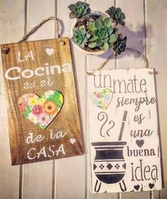 Vintage Frases, Diy And Crafts, Arts And Crafts, Decoupage Vintage, Diy Letters, Country Paintings, Small Gifts, Activities For Kids, Projects To Try