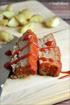 Quick, Easy, and Delicious Meatloaf
