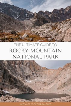 Planning a trip to Rocky Mountain National Park? This guide covers everything you need to know before visiting the park - getting here, entrance fee, hotels nearby, places to eat, best things to do, and more. Rocky Mountain National Park | Best Hikes in Rocky Mountain National Park | Best Things to Do at Rocky Mountain National Park | National Parks Road Trip