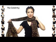How to Tie a Scarf Videos | 40 Ways to Tie a Scarf |Heartful Handpicked Handmade