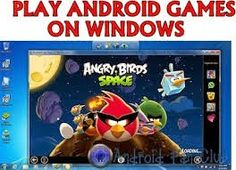 How to Play Android Games on PC? Android is one of the best mobile operating system around especially with the array of various apps and services it provides users. But not everyone has access to an android phone. This doesn't mean …  http://www.techglaxy.net/2014/05/how-to-play-android-games-on-pc.html