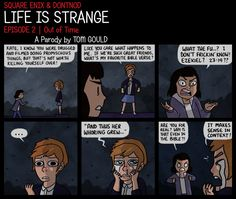 LIFE IS STRANGE   Max Caulfield Verses the Word by TheGouldenWay.deviantart.com on @DeviantArt