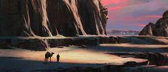 Journey 2, Mathias Zamęcki on ArtStation at http://www.artstation.com/artwork/journey-2-1f5cf3b3-e31f-4bb8-acce-294a52bd73c8