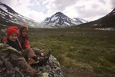 Circuit détaillé d'un voyage en Norvège en famille avec un fourgon aménagé en…