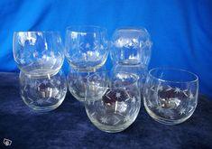 Ohuet hiotut juomalasit 8 kpl Wine Glass, Retro, Tableware, Vintage, Eggs, Dinnerware, Tablewares, Vintage Comics, Retro Illustration