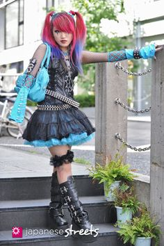 100 Coolest Harajuku Looks of 2012 — Straight from Tokyo    From