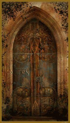 Venice, Italy Venice Church door - artist Peter Aitchison | Doors ...