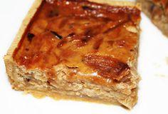 La Cuisine de Bernard: La Tarte à l'Oignon