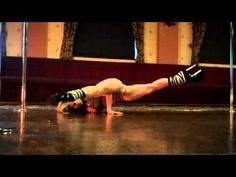 Shoulder Freeze advice for the Stripper Style crew with Jamie Taylor #floorwork
