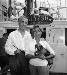 La première épouse de Jacques-Yves Cousteau est l'une des femmes qui a le plus navigué au monde. Elle a dédié sa vie au projet de son mari et à leur bateau, La Calypso.