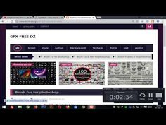 haw to download to gfx free dz - YouTube