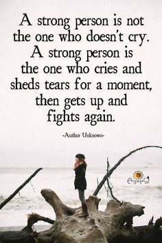Quotes about strength health sayings 38 ideas for 2019 Strong Person Quotes, Quote Strong, That One Person Quotes, Words Quotes, Me Quotes, Motivational Quotes, Inspirational Quotes About Strength, Inspirational Thoughts, Daily Quotes