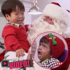 The Little Couple Terror: New Daughter With Dwarfism Does NOT Like Santa http://whatilikeaboutthelittlecouple.com