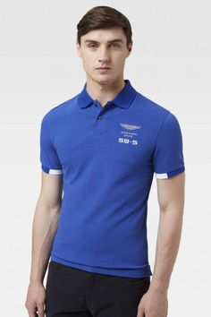 Aston Martin Racing Stretch Pique Polo - Polo Shirts   Rugby - Shop By  Product - c4e3f6b9698df