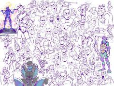 Tmnt Turtles, Cute Turtles, Teenage Mutant Ninja Turtles, 1980 Cartoons, Turtle Tots, Spiderman Art, Meditation Crystals, Barbie, Art Reference Poses