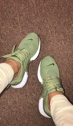 shoes nike shoes nike air nike presto olive green sneakers tennis shoes green ru You are in the right place about Women Shoes and boots Here we offer you the most beautiful pictures about the Cute Shoes, Women's Shoes, Me Too Shoes, Shoe Boots, Shoes Sneakers, Gucci Shoes, Louboutin Shoes, Christian Louboutin, Shoes Style