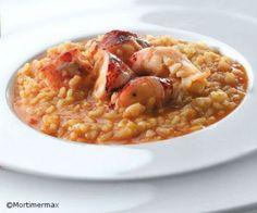 Chef Plus Induction_La receta de hoy arroz con bogavante