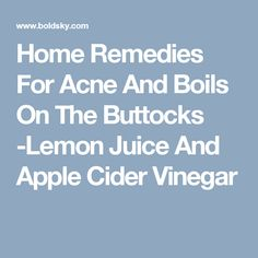 Hsv eraser is a holistic cure for herpes hsv eraser consists of home remedies for acne and boils on the buttocks lemon juice and apple cider vinegar fandeluxe Images