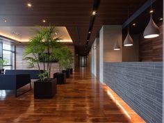 いぬお病院 (精神科 156床) | 松山建築設計室 | 医院・クリニック・病院の設計、産科婦人科の設計、住宅の設計