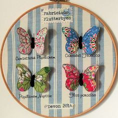A Hoopful of Butterflies