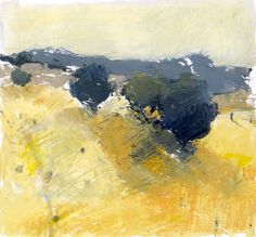 Landscape Paintings and photographs : Paul Balmer Oil and Pastel on Paper Abstract Landscape Painting, Landscape Drawings, Abstract Painters, Abstract Watercolor, Landscape Art, Landscape Paintings, Pinturas Color Pastel, Art Abstrait, Paintings I Love