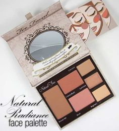Review & Swatches: Too Faced Natural Radiance Face Palette for Spring 2012 | Beauty Junkies Unite